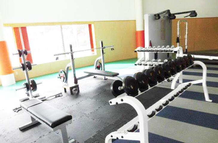 トレーニングルーム ギャラリー